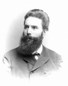 W.C. Röntgen 1885