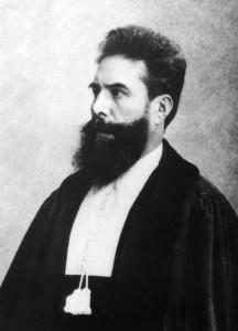 W.C. Röntgen 1890