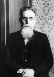 W.C. Röntgen 1920